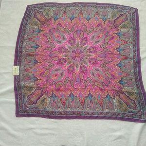 Paisley Silk sarees scarf